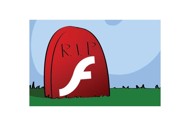 Adobe Flash se bo poslovil.